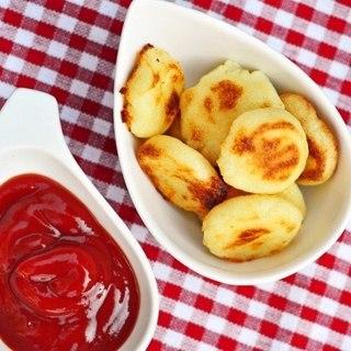 Картофельные пирожки в духовке
