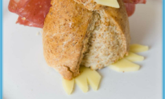 Бутерброд птенец